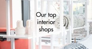 The nicest interior shops in Utrecht