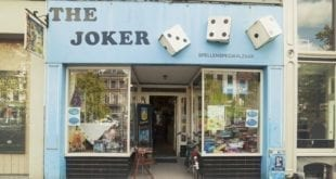 Oudegracht: The Board Games Boulevard