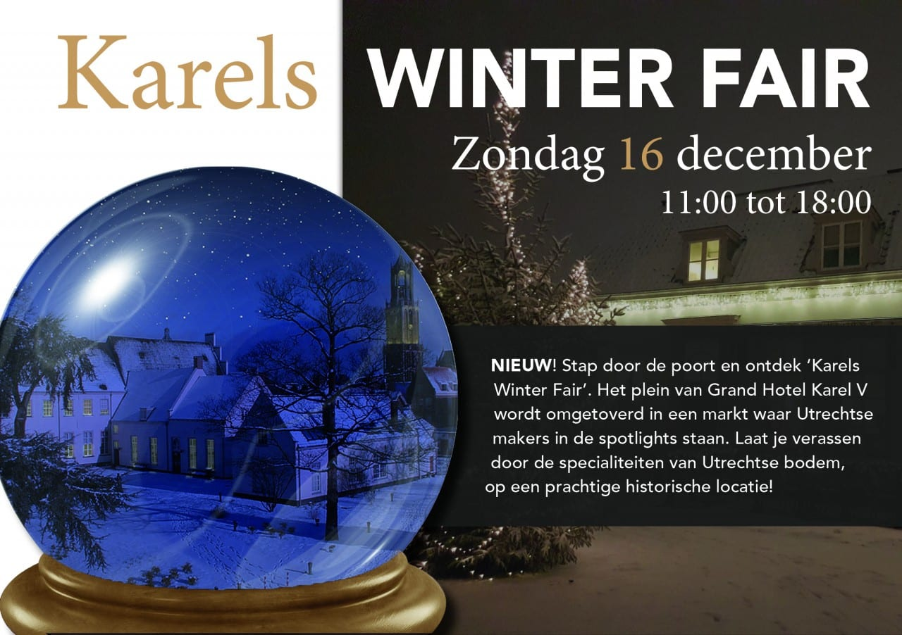 Winter Fair Hotel Grand Karel V 1