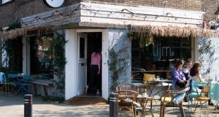 Tijm – cosy living room restaurant located in the Vogelen neighbourhood