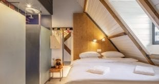 BUNK hotel in Utrecht 1